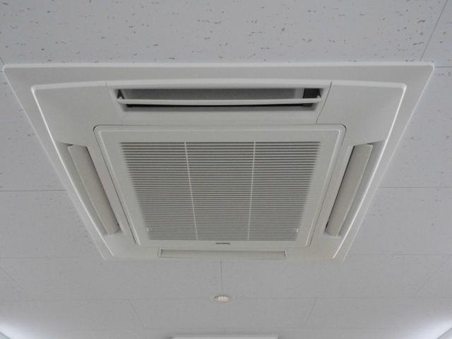 店舗などの空調設備