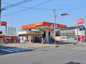 ガソリンスタンド矢板SS