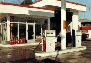 ガソリンスタンド業務